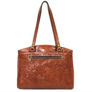 112afa5acb27 Patricia Nash Italian Leather Florence tote bag